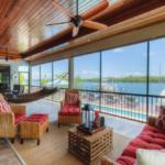 Terra Mar Architectural tropical porch lifestyle